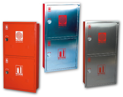 Fire Cabinet Double Doors Speed Safety Uae
